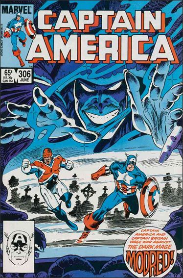 Captain America (1968) 306-A by Marvel