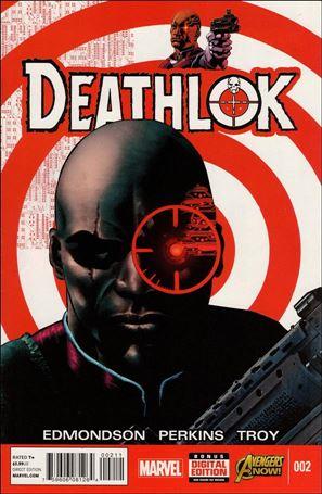 Deathlok (2014) 2-A