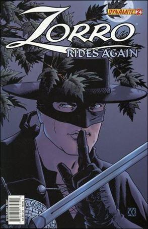 Zorro Rides Again 2-A