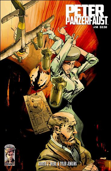 Peter Panzerfaust 14-A by Shadowline