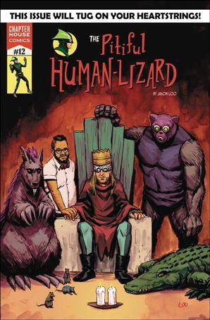 Pitiful Human-Lizard 12-A