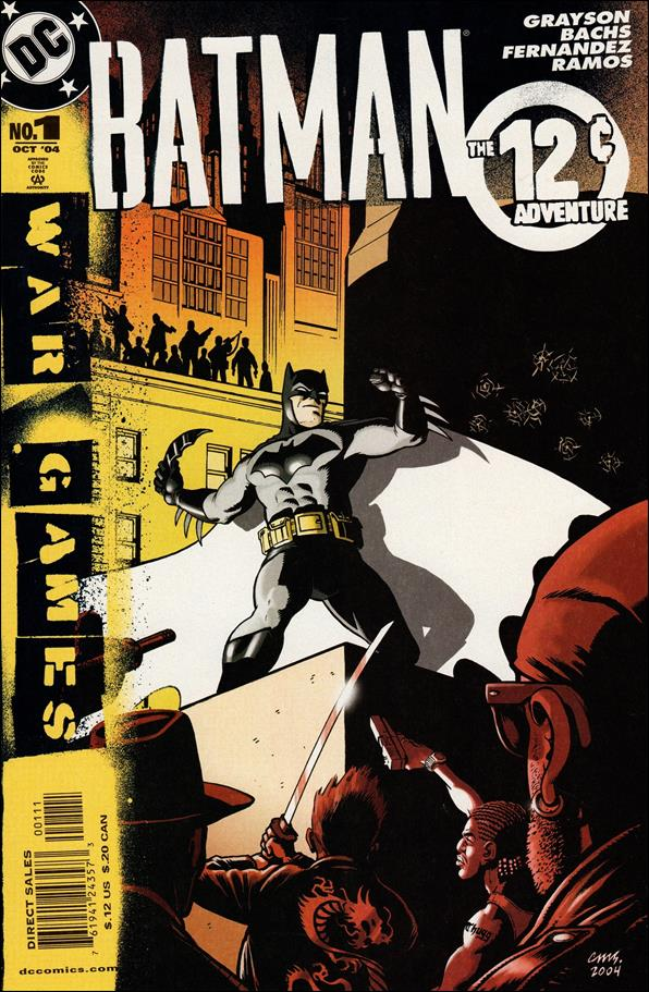 Batman: The 12 Cent Adventure 1-A by DC