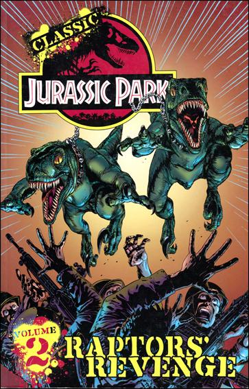 Classic Jurassic Park 2-A by IDW
