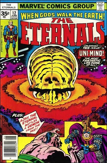 Eternals (1976) 12-B by Marvel
