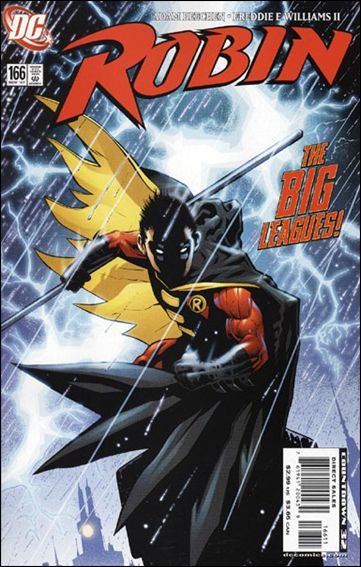Robin (1993) 166-A by DC