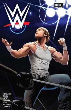 WWE 8-A