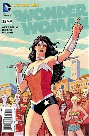 Wonder Woman (2011) 35-A