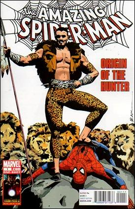 Spider-Man: Origin of the Hunter 1-A by Marvel