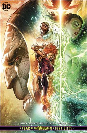 Justice League Odyssey 12-B