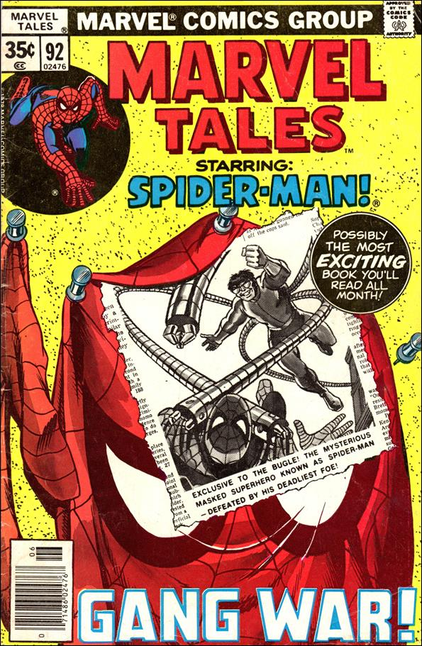 Marvel Tales (1966) 92-A by Marvel