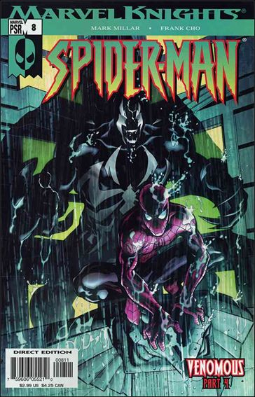Marvel Knights Spider-Man (2004)  8-A by Marvel