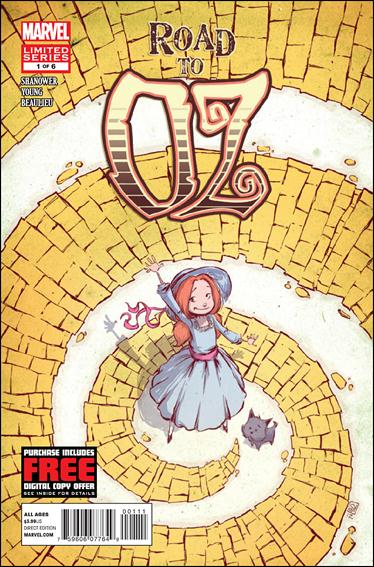 Road to Oz 1-A by Marvel
