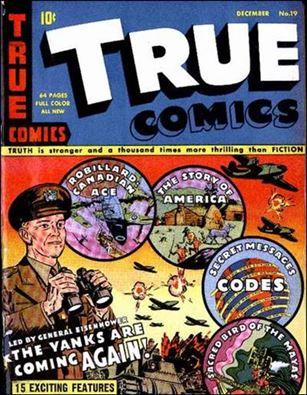 True Comics 19-A