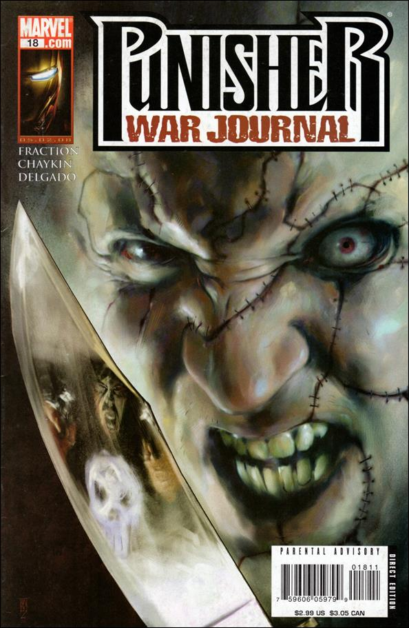 Punisher War Journal (2006) 18-A by Marvel