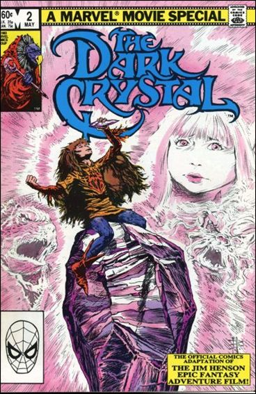Dark Crystal 2-A by Marvel
