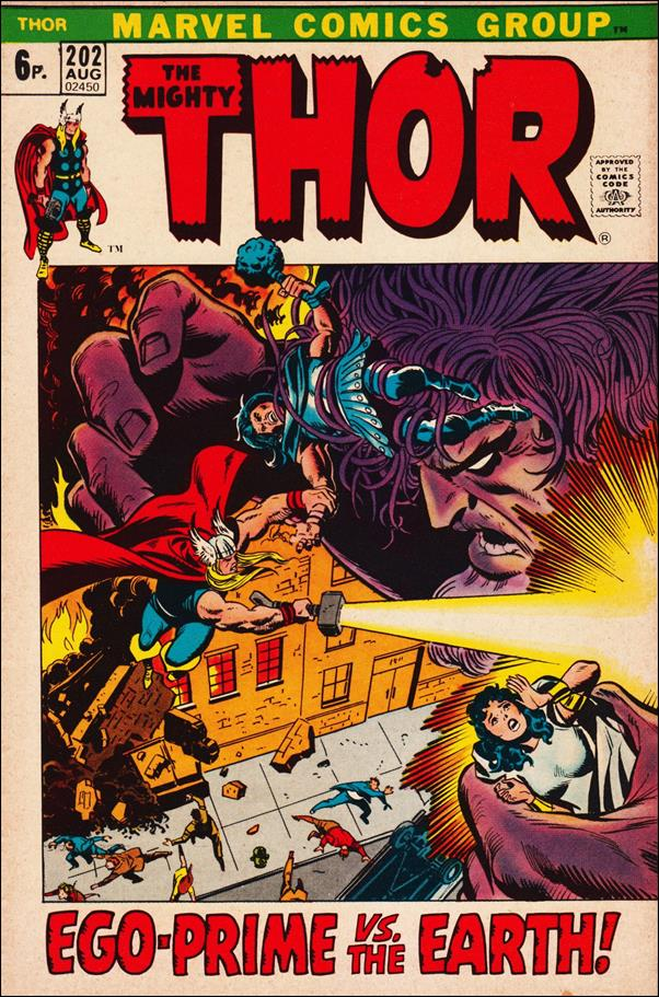 Thor (1966) 202-B by Marvel