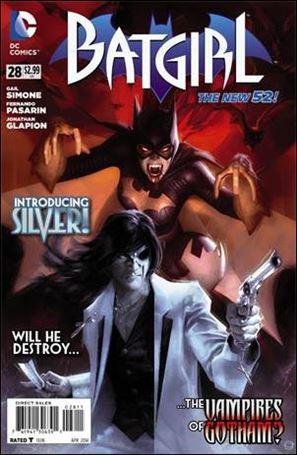 Batgirl (2011) 28-A