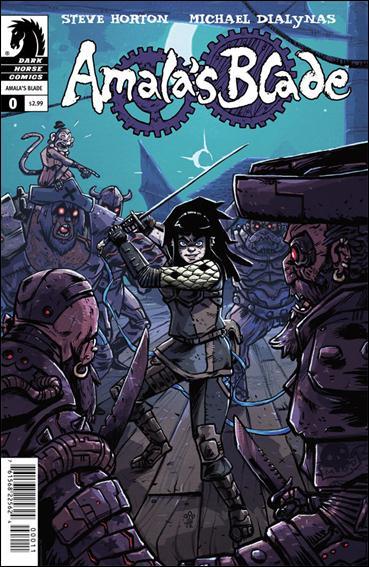 Amala's Blade 0-A by Dark Horse