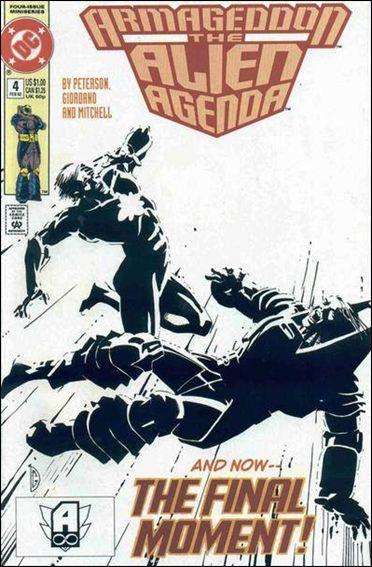 Armageddon: Alien Agenda 4-A by DC