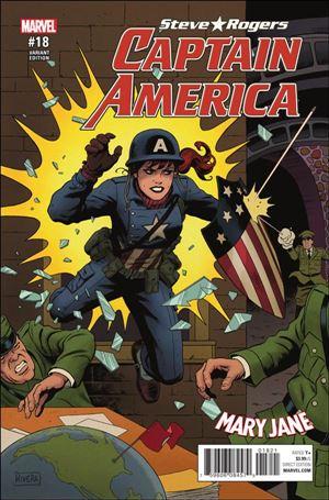 Captain America: Steve Rogers 18-B