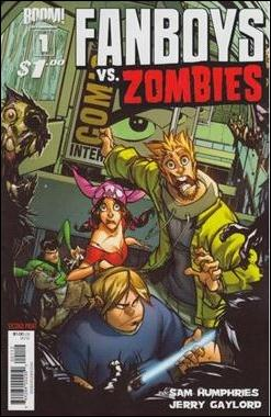 Fanboys vs Zombies 1-H by Boom! Studios