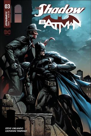 Shadow / Batman 3-C