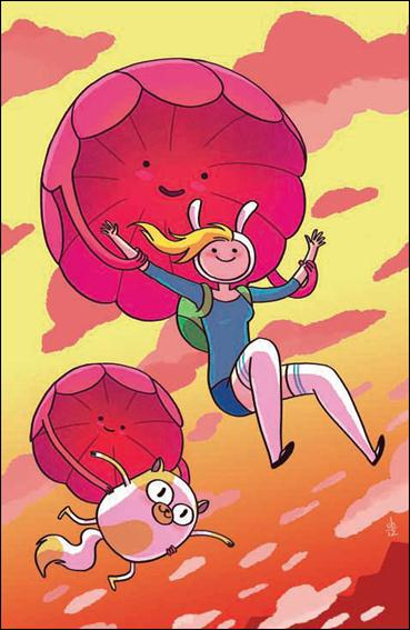 Adventure Time with Fionna and Cake 1-C by Kaboom!