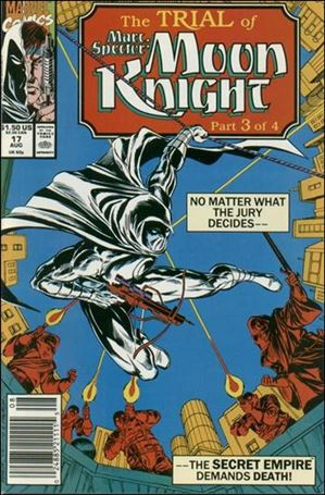 Marc Spector: Moon Knight 17-A
