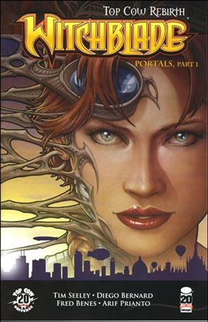 Witchblade 157-A