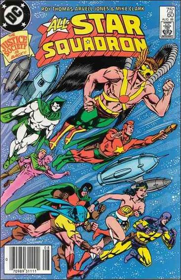 All-Star Squadron 60-A by DC