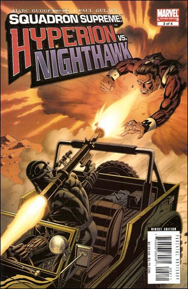 Squadron Supreme: Hyperion vs Nighthawk 2-A by Marvel