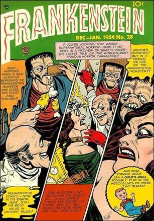 Frankenstein (1945) 28-A