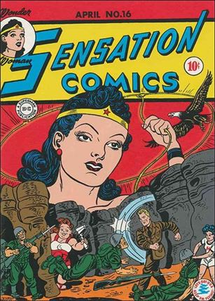 Sensation Comics (1942) 16-A