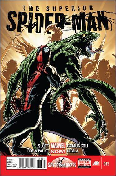 Superior Spider-Man 13-A by Marvel