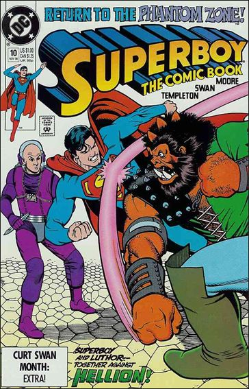 Superboy (1990) 10-A by DC