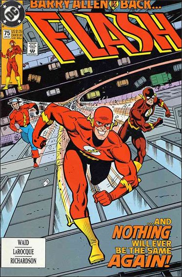 Flash (1987) 75-A by DC