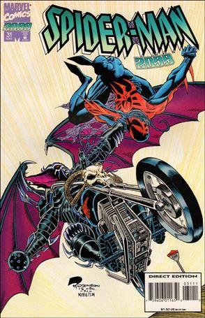 Spider-Man 2099 (1992) 31-A
