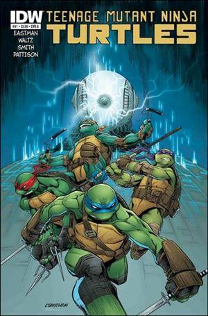 Teenage Mutant Ninja Turtles (2011) 41-A