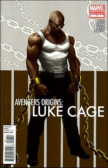 Avengers Origins: Luke Cage 1-A by Marvel