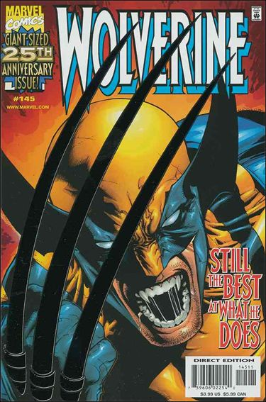 Wolverine (1988)  145-B by Marvel