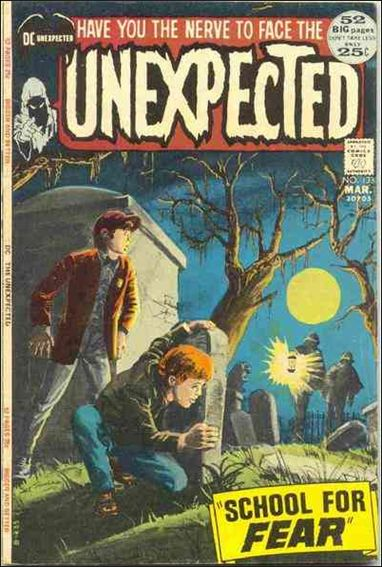 Unexpected (1968) 133-A by DC
