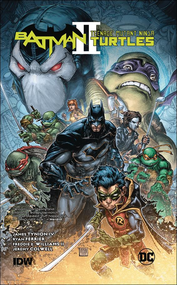 Batman/Teenage Mutant Ninja Turtles II nn-A by DC