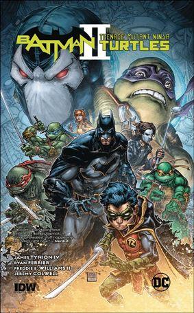 Batman/Teenage Mutant Ninja Turtles II nn-A