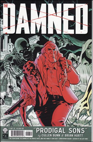 Damned: Prodigal Sons 1-A by Oni Press