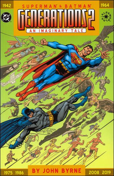 Superman & Batman: Generations II nn-A by DC
