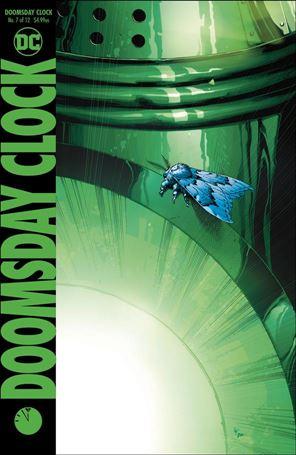 Doomsday Clock 7-A