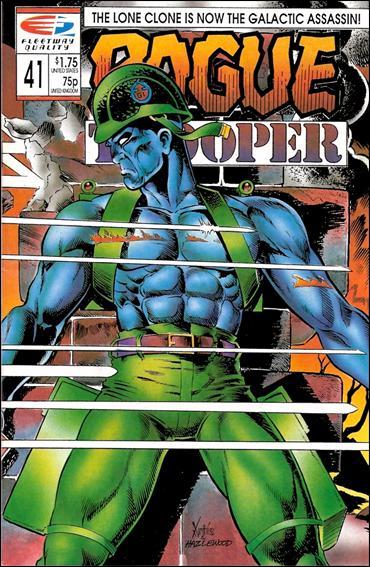 Rogue Trooper (1986) 41-A by Quality Comics