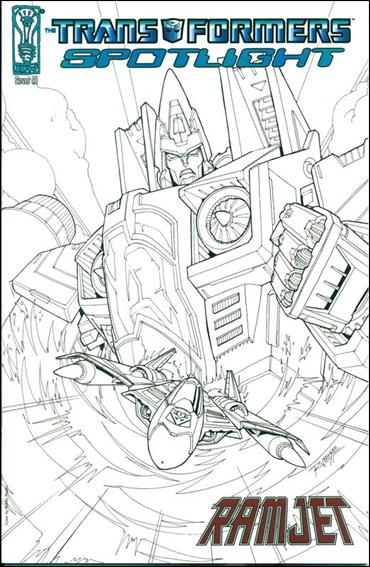 Transformers Spotlight nn10-C by IDW