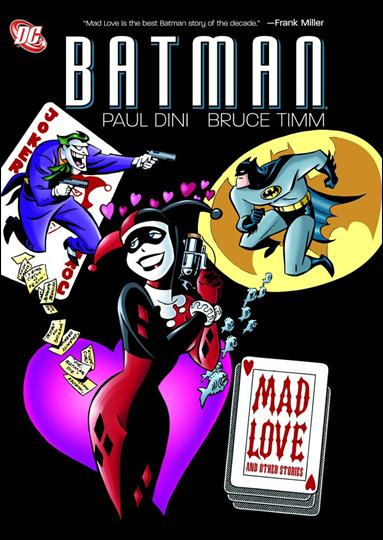 Batman: Mad Love and Other Stories nn-A by DC