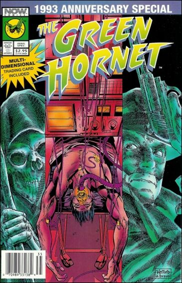 Green Hornet (1991) 27-B by Now Comics